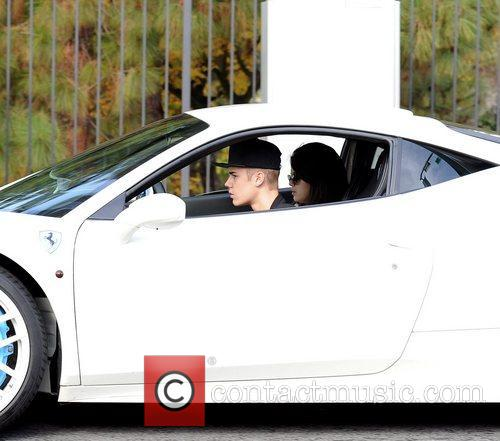 Pop, Justin Bieber, Calabasas Estate, Ferrari and Selena Gomez 4