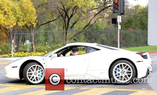 Pop, Justin Bieber, Calabasas Estate, Ferrari and Selena Gomez 1