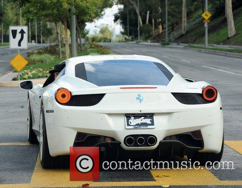 Pop, Justin Bieber, Calabasas Estate, Ferrari and Selena Gomez 3