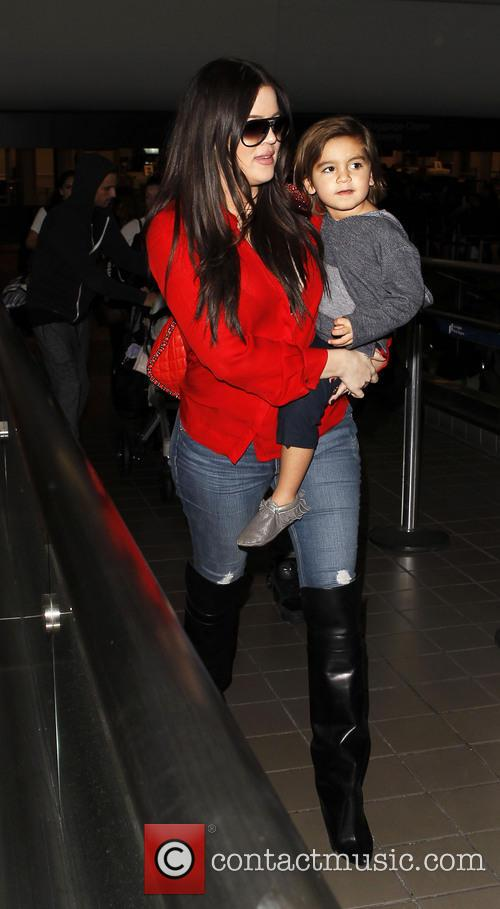Khloe Kardashian and Mason Disick 7
