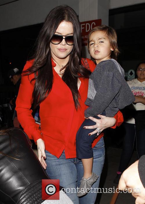 Khloe Kardashian and Mason Disick 5