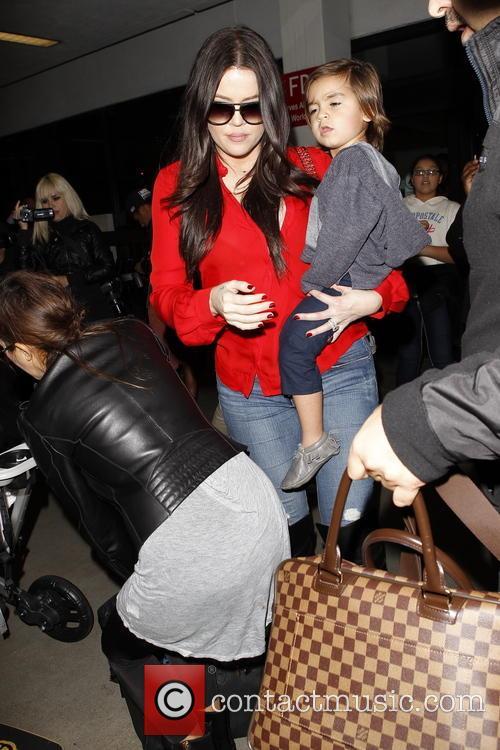 Khloe Kardashian and Mason Disick 3