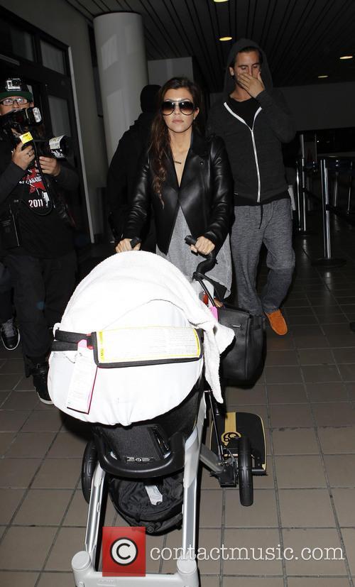 Kourtney Kardashian; Scott Disick Kourtney and Khloe Kardashian...