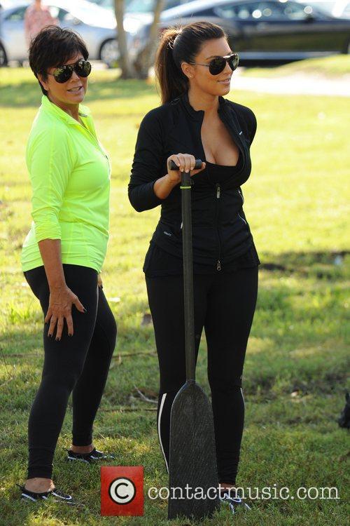 kim kardashian kris jenner the kardashian family 5922900