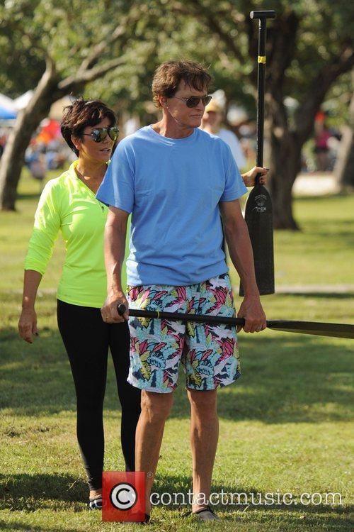 Kris Jenner and Bruce Jenner 5
