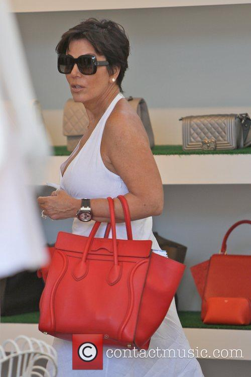 Kris Jenner and Mason 11