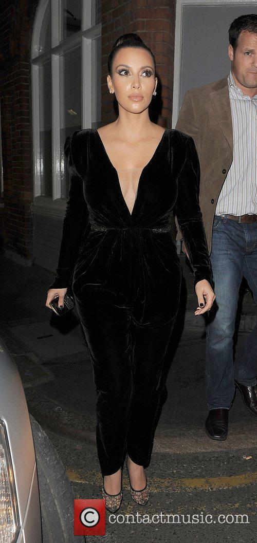 Kim Kardashian, Hakkasan, North London and Kayne West 2