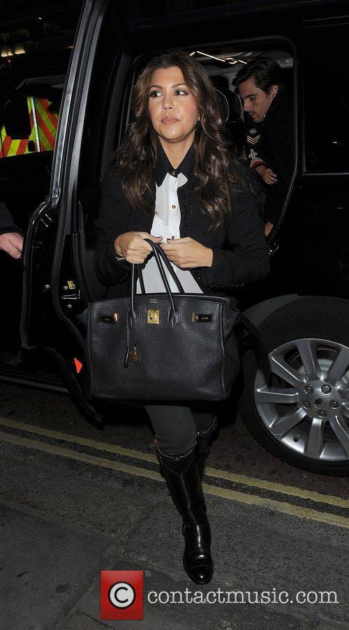 kourtney kardashian arriving at hamleys toy shop 4168648