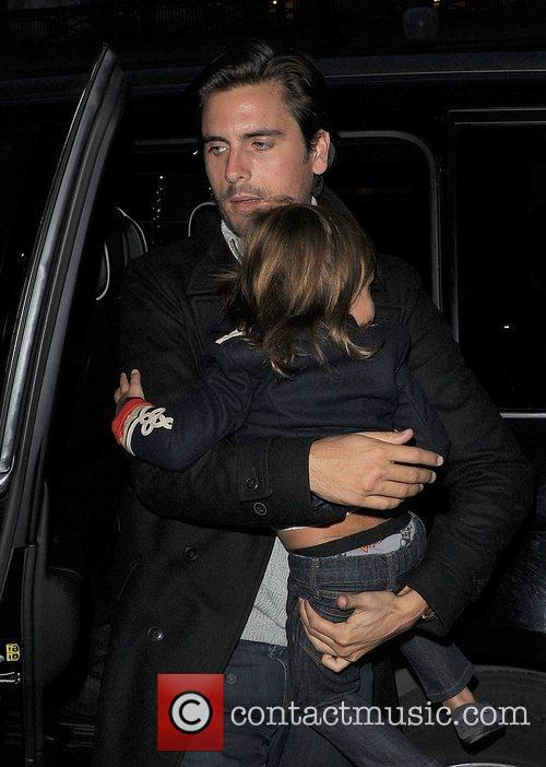 Scott Disick, Hamley and Mason 1