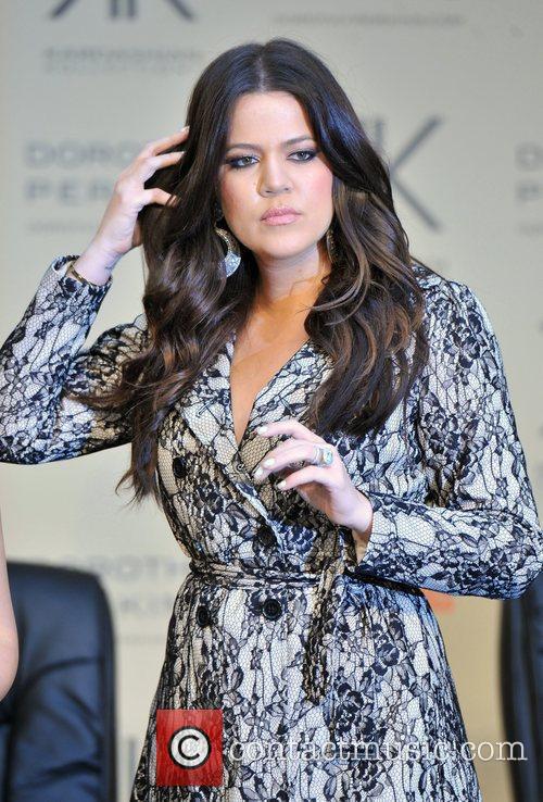 Khlo and Kardashian Odom 3