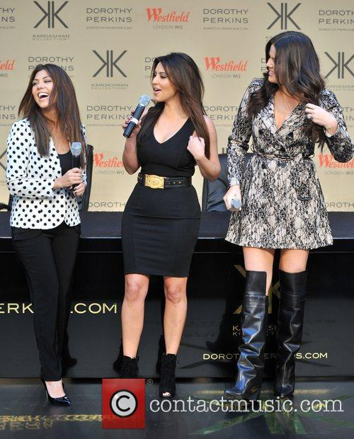 Kourtney Kardashian, Kim Kardashian and Khloe Kardashian 25