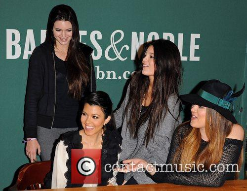 Kendall Jenner, Kourtney Kardashian, Khloe Kardashian and Kylie...