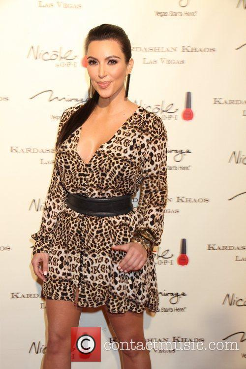 The Kardashian Family Celebrate The Grand Opening Of...