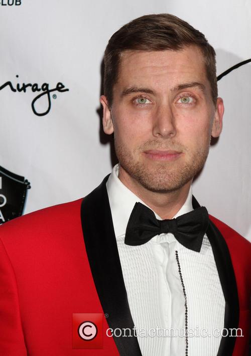 Lance Bass New Year Eve party at 1...