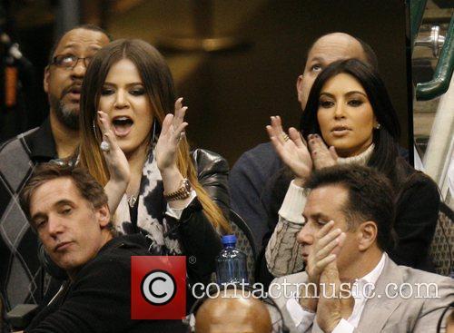 Khloe Kardashian and Kim Kardashian 15