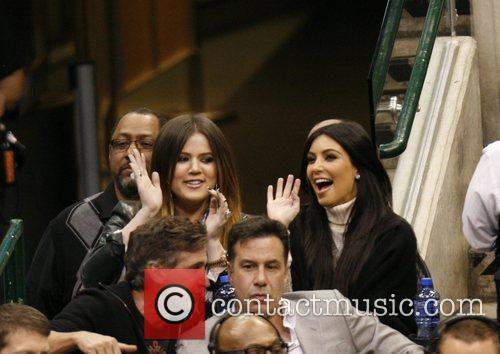 Khloe Kardashian and Kim Kardashian 14