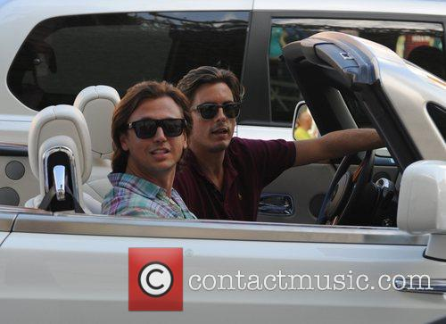 Joanthan Cheban and Scott Disick 1