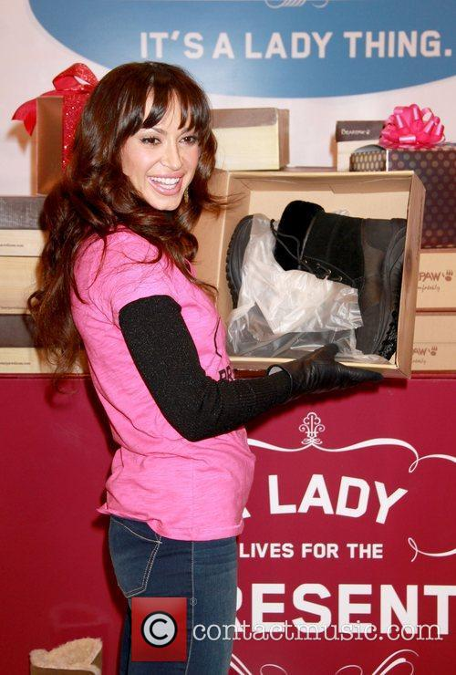 Brand ambassador for Bearpaw and Lady Foot Locker...
