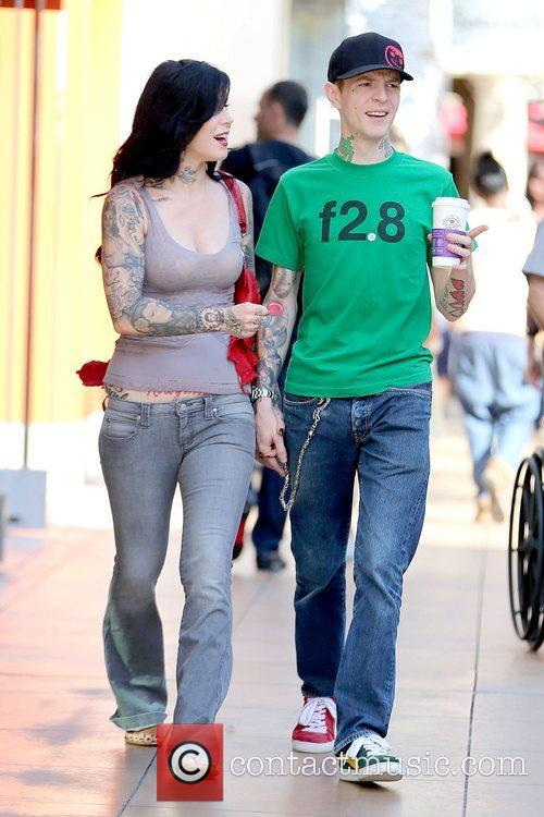 kat von d and deadmau5 aka joel 5928857