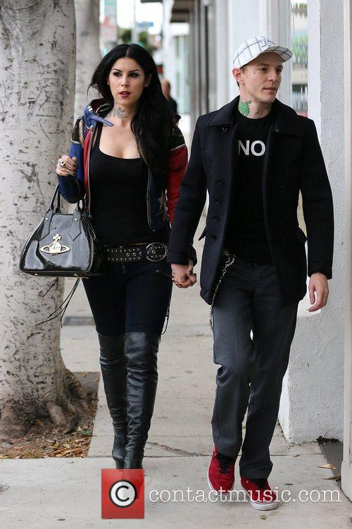 kat von d and deadmau5 aka joel 5937463
