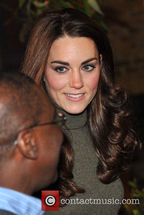 Kate Middleton Prince William, Duke of Cambridge and...