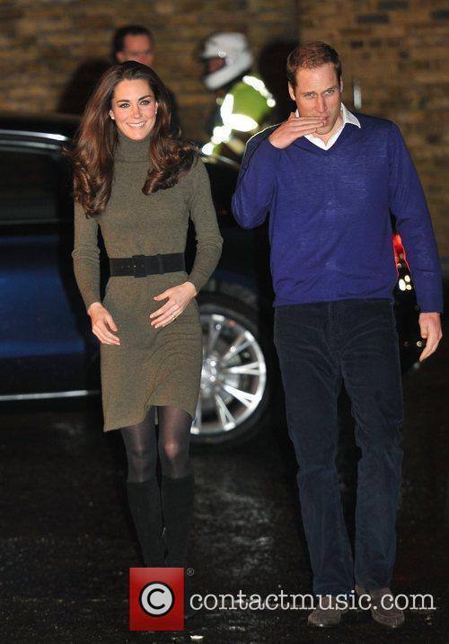 Prince William, Duchess and Kate Middleton 4