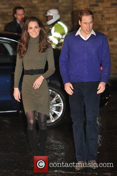 Prince William, Duchess and Kate Middleton 10