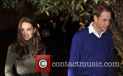 Prince William, Duchess and Kate Middleton 11