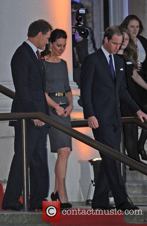 Duchess, Kate Middleton and Prince William 1