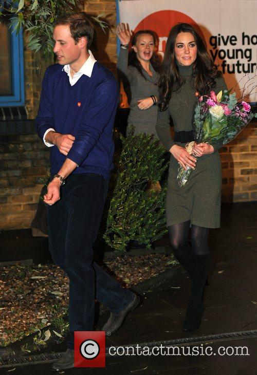 Prince William, Duchess and Kate Middleton 15