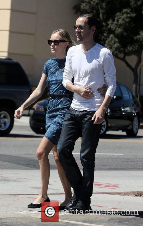 Kate Bosworth and Michael Polish out and about...