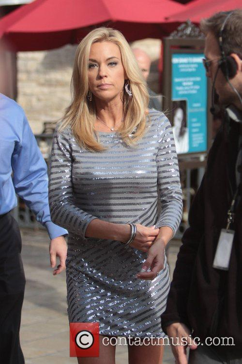 Kate Gosselin at The Grove to appear on...