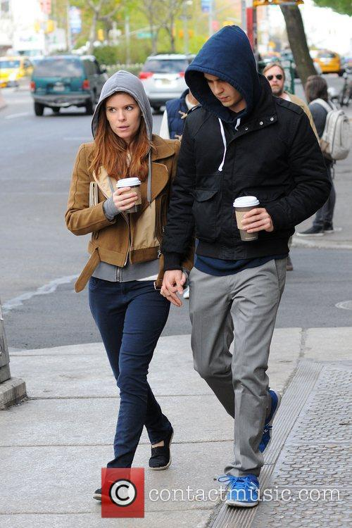 kate mara and her boyfriend out and 3825210