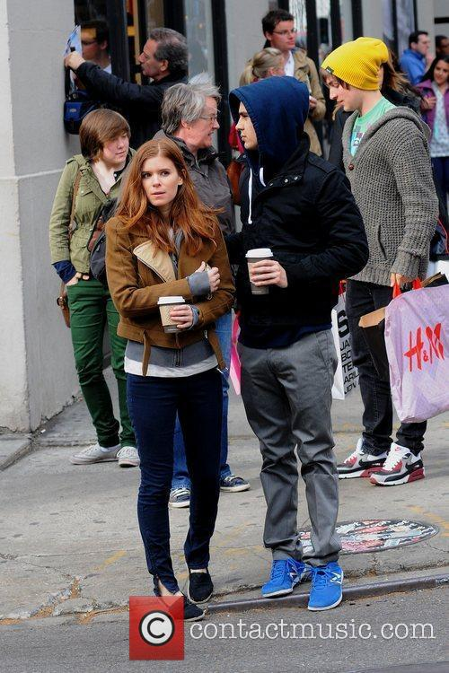 kate mara and her boyfriend out and 3825212