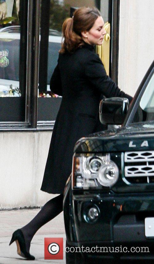 Catherine, Duchess, Cambridge and Kate Middleton 3