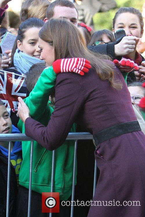 Catherine, Duchess of Cambridge aka Kate Middleton...