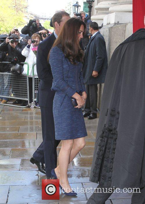 Duchess, Kate Middleton and Prince William 2