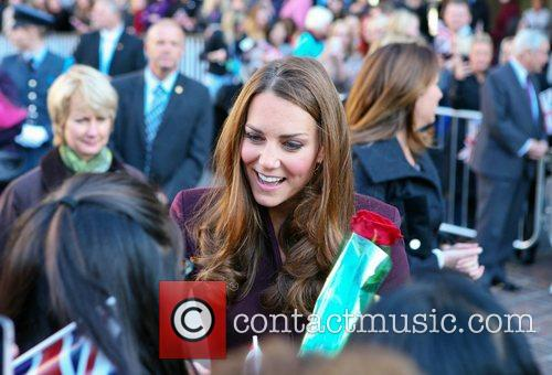 Catherine, Duchess, Cambridge and Kate Middleton 4