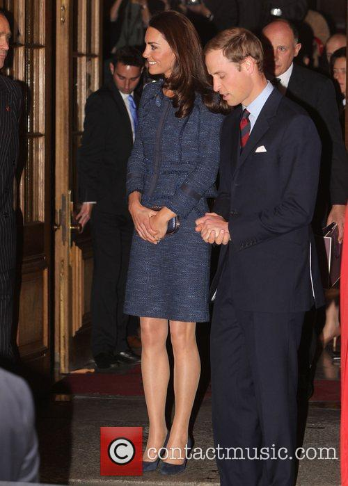 Duchess, Kate Middleton and Prince William 11