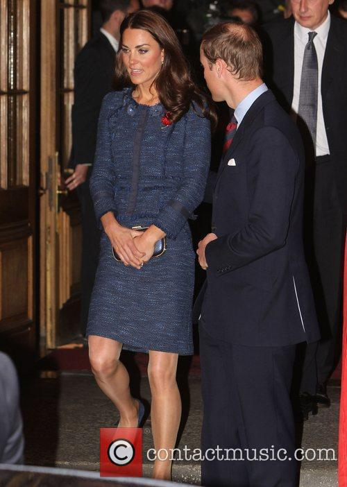 Duchess, Kate Middleton and Prince William 12