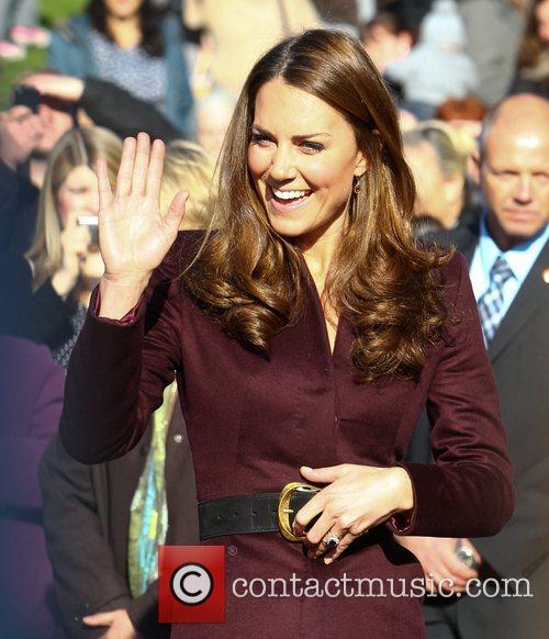 Catherine, Duchess, Cambridge and Kate Middleton 7