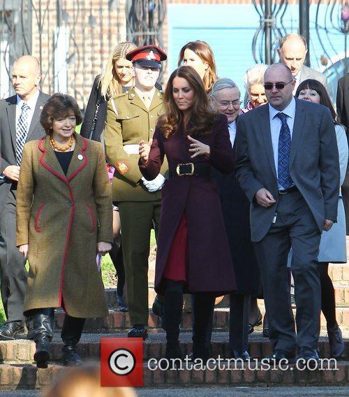 Catherine, Duchess, Cambridge and Kate Middleton 1