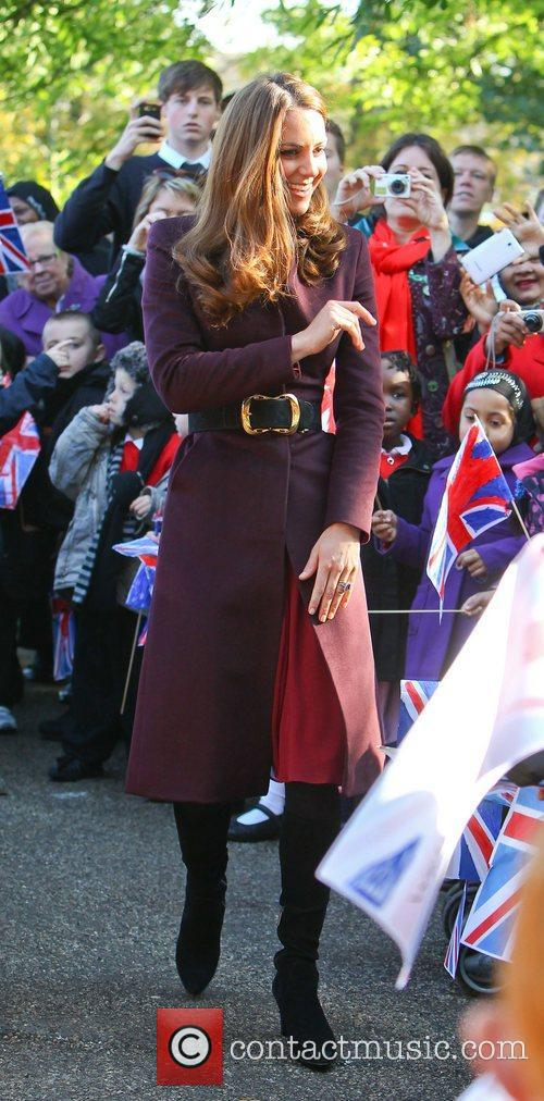 Catherine, Duchess, Cambridge and Kate Middleton 9