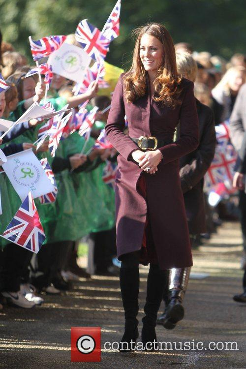Catherine, Duchess, Cambridge and Kate Middleton 12