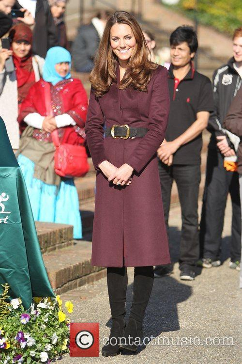 Catherine, Duchess, Cambridge and Kate Middleton 21