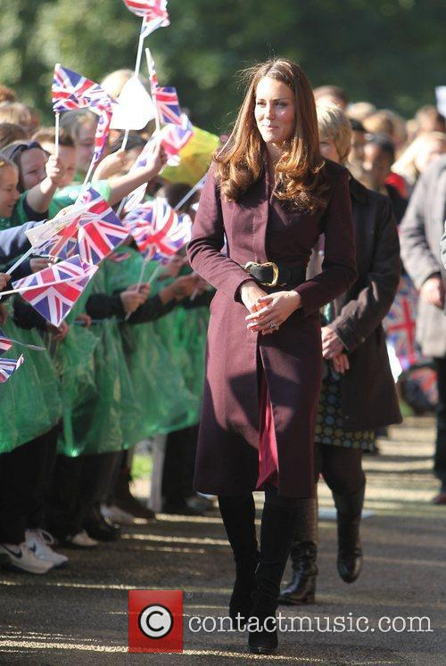 Catherine, Duchess, Cambridge and Kate Middleton 20