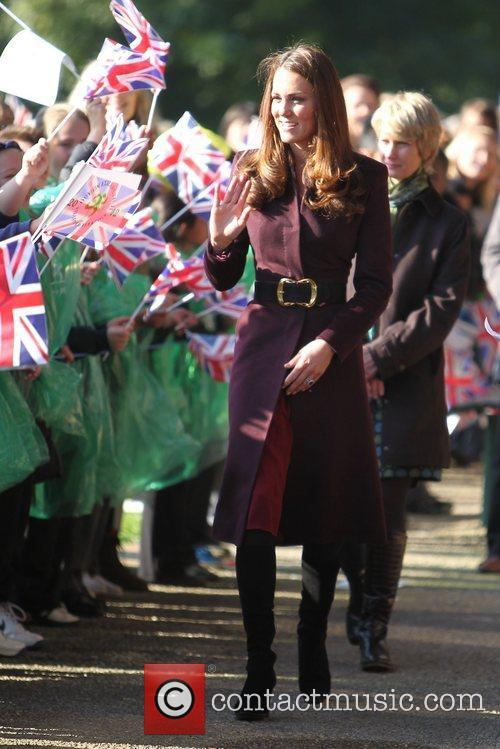 Catherine, Duchess, Cambridge and Kate Middleton 16