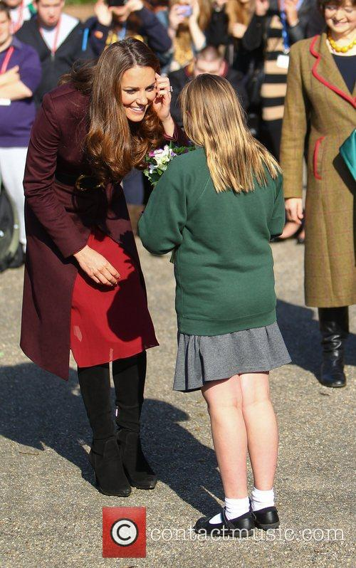 Catherine, Duchess, Cambridge and Kate Middleton 35