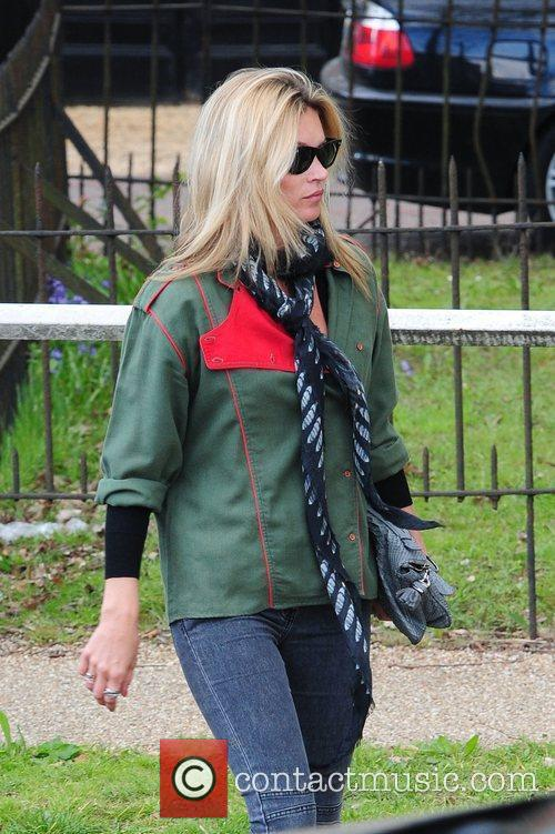 kate moss out and about in north 3824505