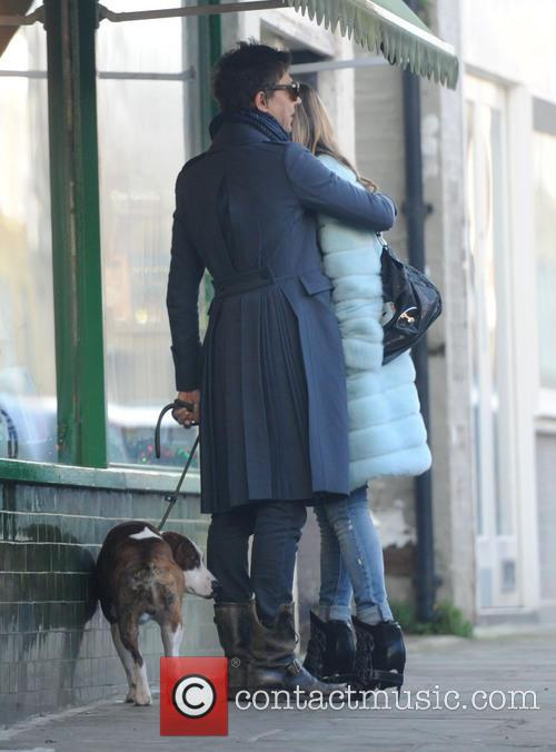 Kate Moss, Jamie Hince, Archie and Highgate 6
